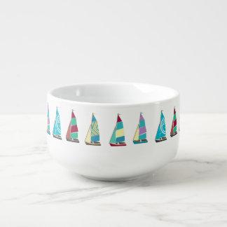 VIntage Dinghies Soup Mug