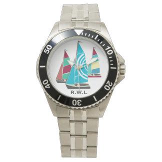 Vintage Dinghies Wrist Watch