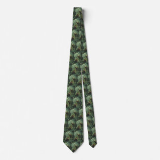 Vintage Dinosaurs, Centrosaurus in the Jungle Tie