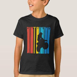 Vintage Dirt Biking Graphic T-Shirt