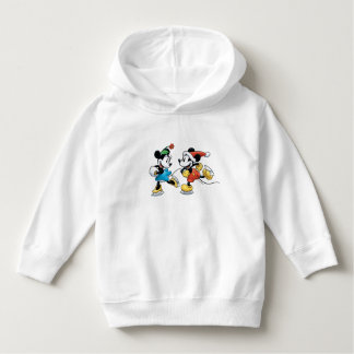 Vintage Disney | Mickey & Minnie Ice Skating Hoodie