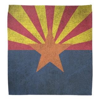 Vintage Distressed Flag of Arizona Bandana
