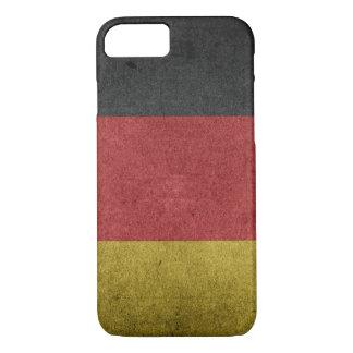 Vintage Distressed Flag of Germany iPhone 8/7 Case