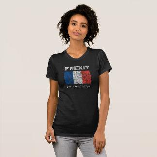 Vintage Distressed FREXIT Au Revoir Europe T Shirt