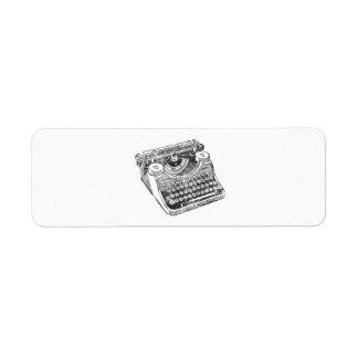 Vintage Distressed Underwood Typewriter