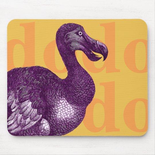 Vintage Dodo Bird Mousepad