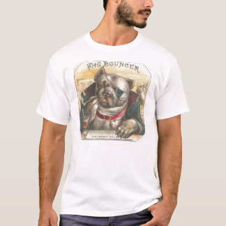 Vintage Dog Bouncer Bar T-Shirt