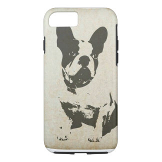 Vintage Dog iPhone 7 case