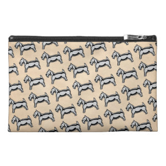 Vintage Dog Travel Accessories Bags