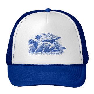 Vintage Dogs Trucker Hat