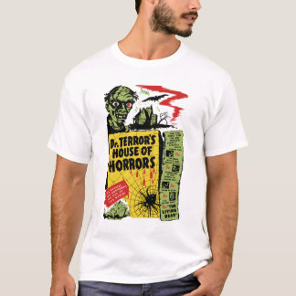 Vintage Dr Terror's House of Horrors T-Shirt