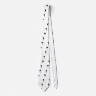 vintage dracula lips tie