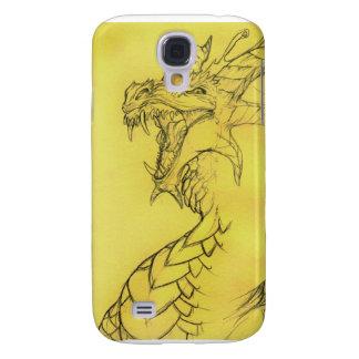 Vintage Dragon iPhone Case