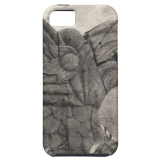 Vintage Drawing of a Dragon of Halong Bay, Vietnam iPhone 5 Cases