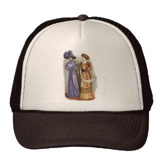 Vintage Dresses Trucker Hat