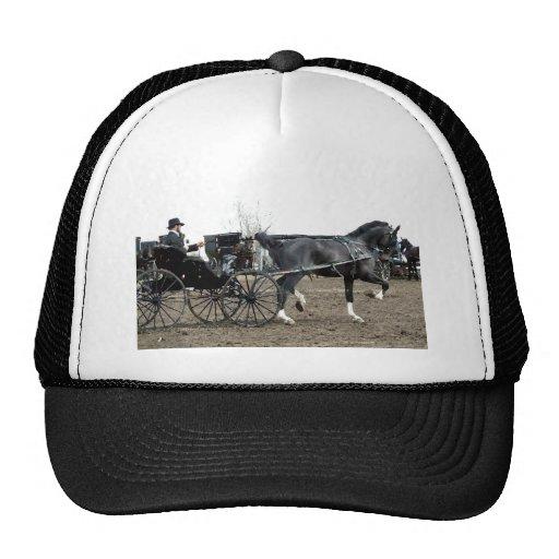 Vintage Driving Horse Hats