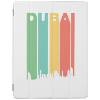 Vintage Dubai Cityscape iPad Cover