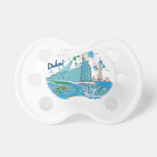 vintage dubai us e design pacifier