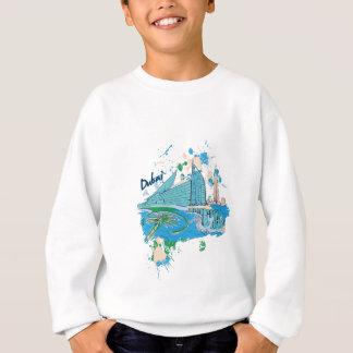 vintage dubai us e design sweatshirt