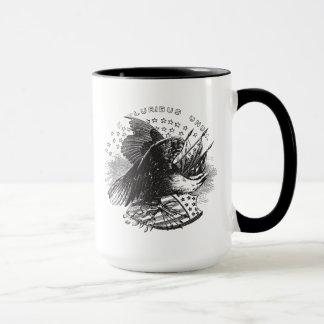 Vintage Eagle Design Cup