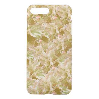 Vintage Earth Tone Floral iPhone 7 Plus Case