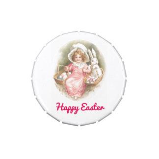 Vintage Easter Child