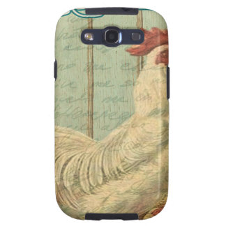 Vintage Easter Galaxy SIII Cases