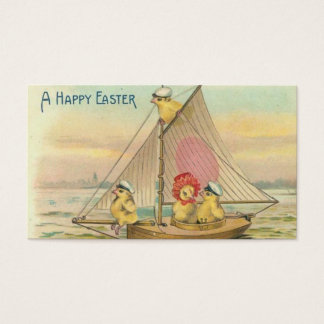 Vintage Easter Holiday Doodle Greeting Cards