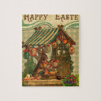 Vintage Easter Jigsaw Puzzle