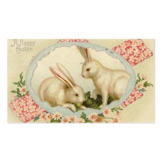 Vintage Easter Mini Doodle Greeting cards Business Card