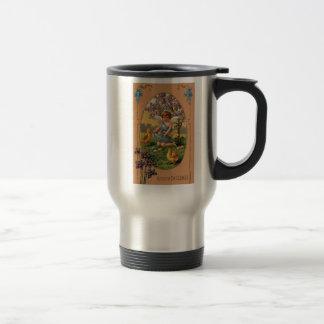 Vintage Easter Travel Mug