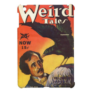 Vintage Edgar Allan Poe Weird Tales Pulp iPad Mini Case