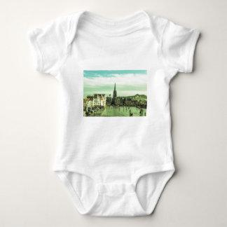 Vintage Edinburgh Baby Bodysuit