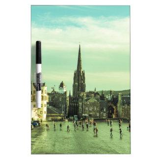 Vintage Edinburgh Dry Erase Whiteboards