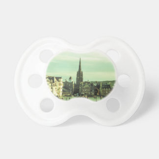 Vintage Edinburgh Pacifier
