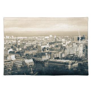 Vintage Edinburgh Placemat