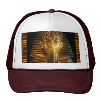 VINTAGE Egyptian Idols Art : PYRAMIDS of ANCIENT Trucker Hat