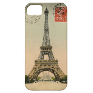 Vintage Eiffel Tower iPhone 5 Covers