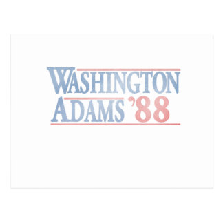 Vintage Election Campaign Distressed Postcard