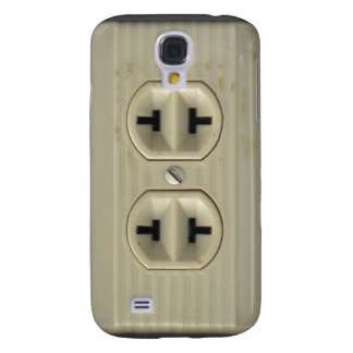 Vintage Electrical Socket iPhone Case Samsung Galaxy S4 Cover