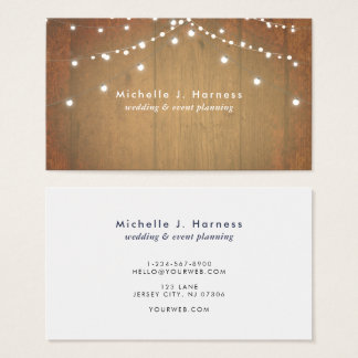 Vintage Elegant Floral Business Cards