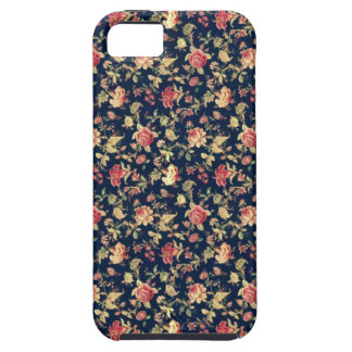 Vintage Elegant Floral Rose  iPhone 5 Case
