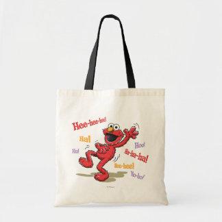 Vintage Elmo Hee-hee! Tote Bag
