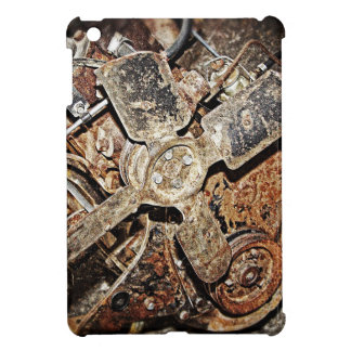 Vintage Engine Cover For The iPad Mini