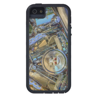 Vintage Engine iPhone 5/5S, Tough Xtreme iPhone 5 Covers