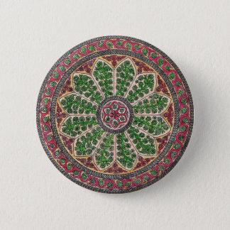 Vintage Estramonio Chapa Herbolario 2 Inch Round Button