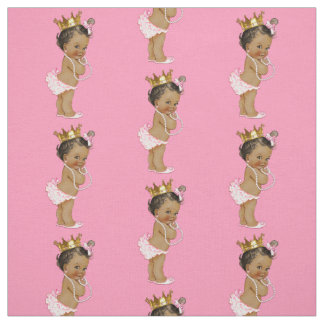 Vintage Ethnic Little Princess Fabric