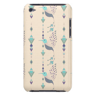 Vintage ethnic tribal aztec bird barely there iPod covers