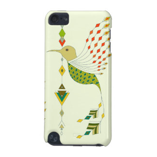 Vintage ethnic tribal aztec bird iPod touch 5G case