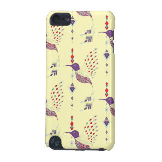Vintage ethnic tribal aztec bird iPod touch (5th generation) cases